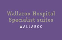 Wallaroo Hospital Specialist Suites